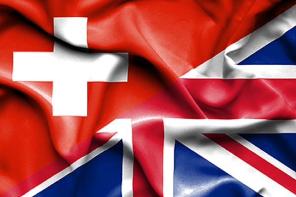 Switzerland and United Kingdom: together we stand